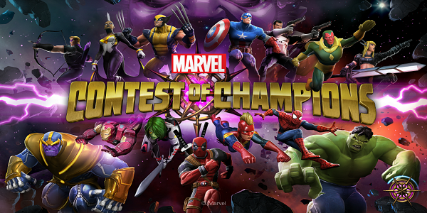 Marvel Contest of Champions Triche Astuce Or,ISO-8