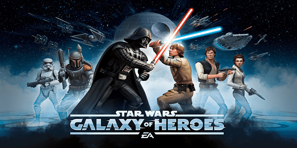 Star Wars Galaxy of Heroes Triche Astuce Pirater