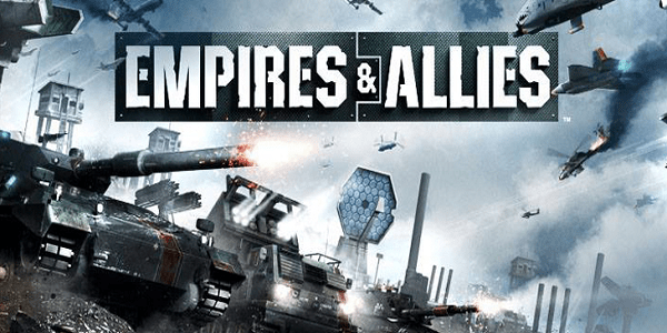Empires and Allies Triche Astuce Or,Carburant,Supply
