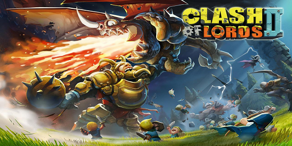 Clash of Lords 2 Triche Astuce Bijoux,Souls,Or