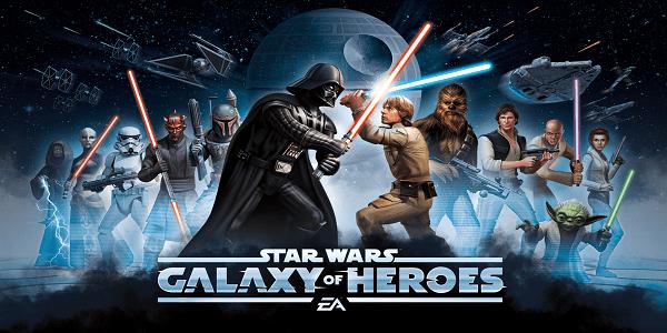 Star Wars Les héros de la Galaxie Triche Astuce Crédits