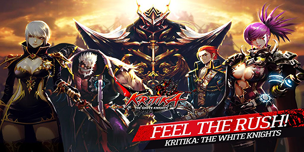 Kritika The White Knights Triche Astuce Karat,Or Illimite