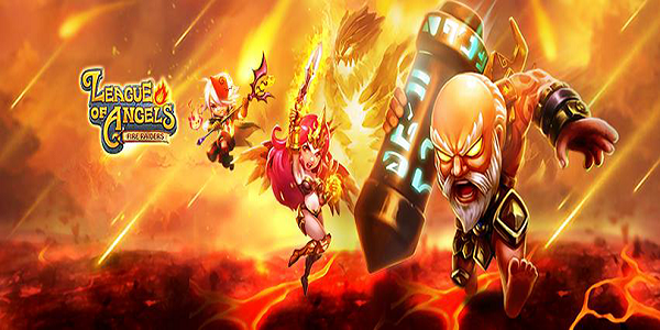 League of Angels Fire Raiders Triche Astuce Or,Diamants