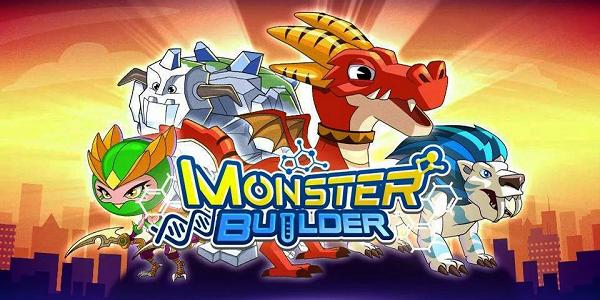 Monster Builder Triche Astuce Pièces d'or,Cristaux,Vies