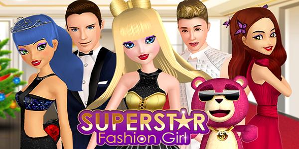 Superstar Fashion Girl Triche Astuce Gemmes, Pièces