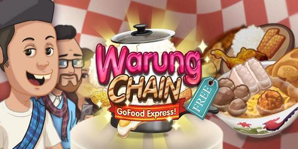 Warung Chain Go Food Express Triche Astuce Or,Pièces