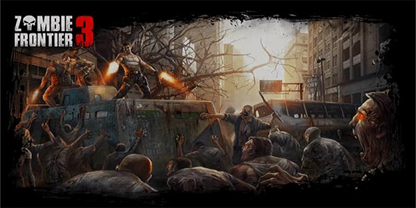 Zombie Frontier 3 Triche Astuce Gemmes,Pièces,Argent
