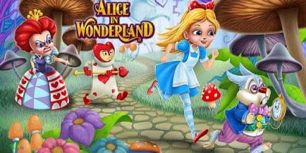 Alice in Wonderland Rush Triche Astuce Pièces Illimite