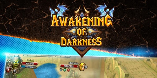 Awakening of Darkness Triche Astuce Or,Diamants