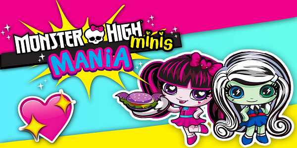 Monster High Minis Mania Triche Astuce Gemmes, Pièces