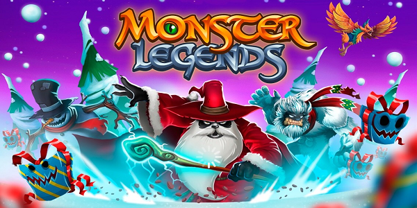 Monster Legends Triche Astuce Gemmes,Or,Nourriture