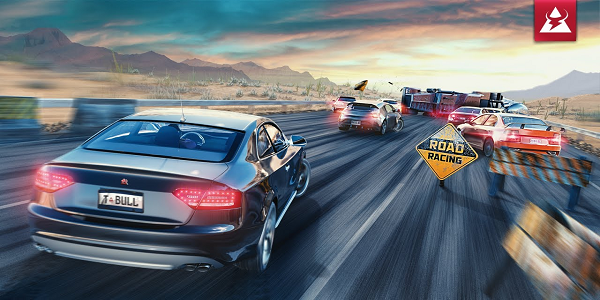 Road Racing Extreme Traffic Driving Triche Astuce Pirater