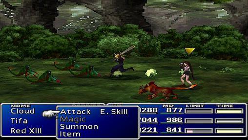 Final Fantasy VII Télécharger