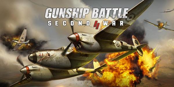 Gunship Battle Second War Triche Astuce Argent, Or Illimite