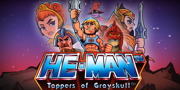 He-Man Tappers of Grayskul Triche Astuce Gemmes,Or