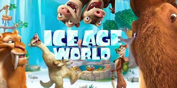 Ice Age World Triche Astuce Shells,Acorns Illlimite