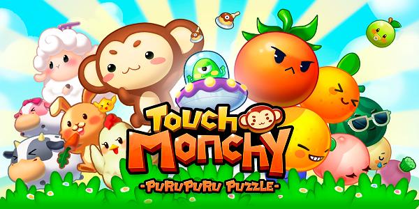 LINE Touch Monchy Triche Astuce Gemmes et Pièces d'Or