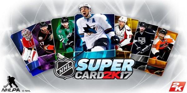 NHL SuperCard 2K17 Triche Astuce Crédits Illimite Gratuit