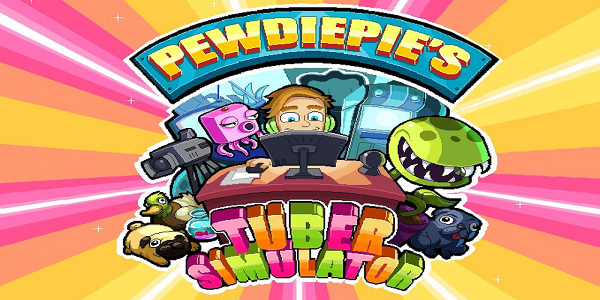 PewDiePie's Tuber Simulator Pirater Triche Illimite Bux