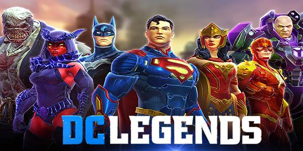 DC Legends Astuce Triche Gemmes et Essence Illimite