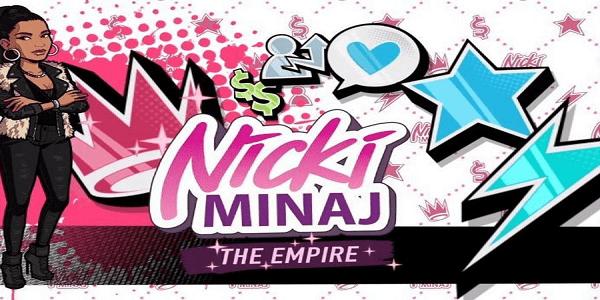 Nicki Minaj The Empire Triche Astuce Crowns et Argent