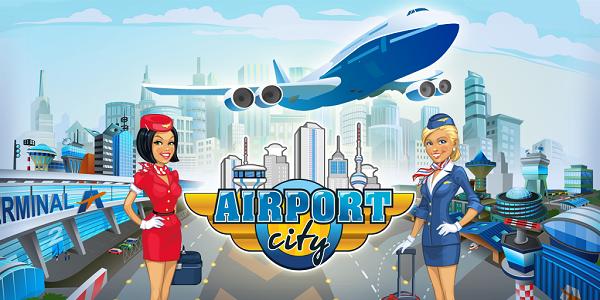 Airport City Triche Astuce Pièces et Argent Illimite