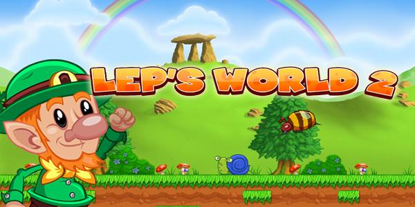 Lep's World 2 Triche Astuce Gemmes et Vies Illimite