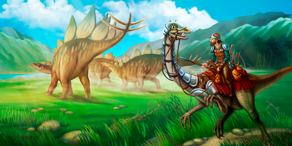 The Ark of Craft Dinosaurs Triche Astuce Or Illimite