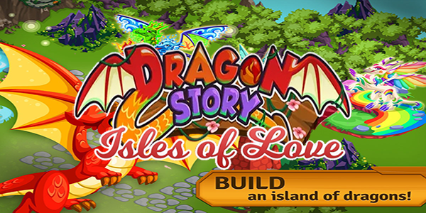 Dragon Story Isles Of Love Triche Astuce Or et Pièces Illimite