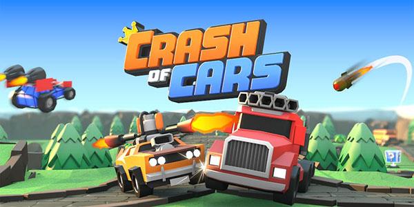 Crash of Cars Astuce Triche En Ligne Gemmes et Pieces