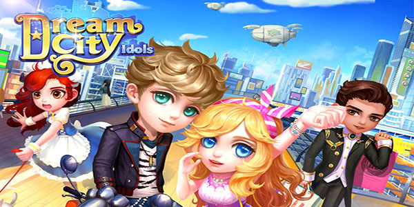 Dream City Idols Astuce Triche En Ligne Diamants et Pieces