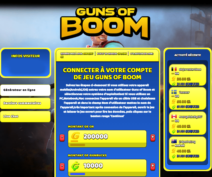 Guns of Boom triche, Guns of Boom triche en ligne, Guns of Boom triche android, Guns of Boom triche Or et Gunbucks gratuit, Guns of Boom triche illimite Or et Gunbucks, Guns of Boom triche ios, Guns of Boom triche ipad, Guns of Boom triche iphone, Guns of Boom gratuit Or et Gunbucks, Guns of Boom triche samsung galaxy, Guns of Boom triche telecharger, Guns of Boom tricher, Guns of Boom tricheu, Guns of Boom tricheur, triche Guns of Boom, code de triche Guns of Boom, Guns of Boom astuce, Guns of Boom astuce en ligne, Guns of Boom astuce android, Guns of Boom astuce gratuit, Guns of Boom astuce ios, Guns of Boom astuce iphone, Guns of Boom astuce telecharger, Guns of Boom astuces, Guns of Boom astuces gratuit, Guns of Boom astuces android, Guns of Boom astuces ios,, Guns of Boom astuces telecharger, Guns of Boom astuce Or et Gunbucks, Guns of Boom cheat, Guns of Boom cheats, Guns of Boom cheat Or et Gunbucks, Guns of Boom cheat gratuit, Guns of Boom cheat iphone, Guns of Boom cheat telecharger, Guns of Boom hack online, Guns of Boom hack generator, Guns of Boom hack android, Guns of Boom hack Or et Gunbucks, Guns of Boom illimité Or et Gunbucks, Guns of Boom mod apk, Guns of Boom mod apk Or et Gunbucks, Guns of Boom mod apk android, Guns of Boom outil, Guns of Boom outil de piratage, Guns of Boom pirater, Guns of Boom pirater en ligne, Guns of Boom pirater android, Guns of Boom pirater Or et Gunbucks, Guns of Boom pirater gratuit, Guns of Boom pirater ios, Guns of Boom pirater iphone, Guns of Boom pirater illimite Or et Gunbucks, Guns of Boom triche jeu, Guns of Boom astuce triche en ligne, comment tricheur sur Guns of Boom, Or et Gunbucks gratuit dans Guns of Boom, Guns of Boom illimite Or et Gunbucks, Guns of Boom hacken, Guns of Boom beschummeln, Guns of Boom betrügen, Guns of Boom betrügen Or et Gunbucks, Guns of Boom unbegrenzt Or et Gunbucks, Guns of Boom Or et Gunbucks frei, Guns of Boom hacken Or et Gunbucks, Guns of Boom Or et Gunbucks gratuito, Guns of Boom mod Or et Gunbucks, Guns of Boom trucchi, Guns of Boom engañar