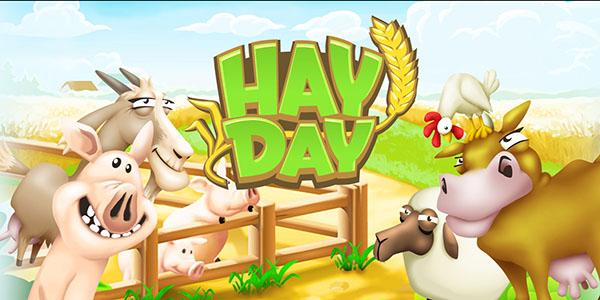 Hay Day Astuce Triche En Ligne Diamants et Pieces Illimite