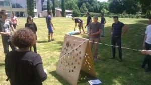 Team building jeux Morbihan Bretagne