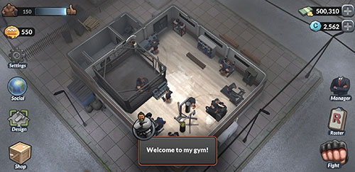 Gym introduction