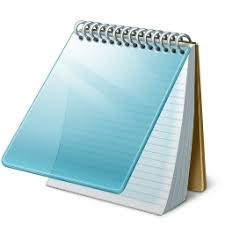 Microsoft Notepad | Logopedia | Fandom