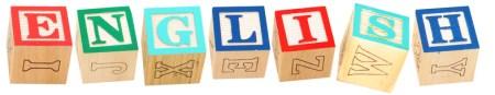 Alphabet Blocks ENGLISH