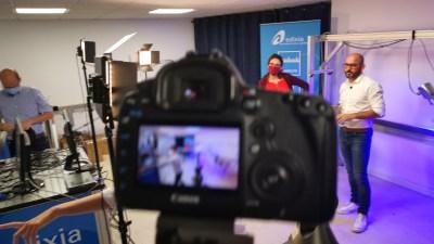 """Comment Edixia Automation a révolutionné sa relation client en créant un """"studio live"""""""