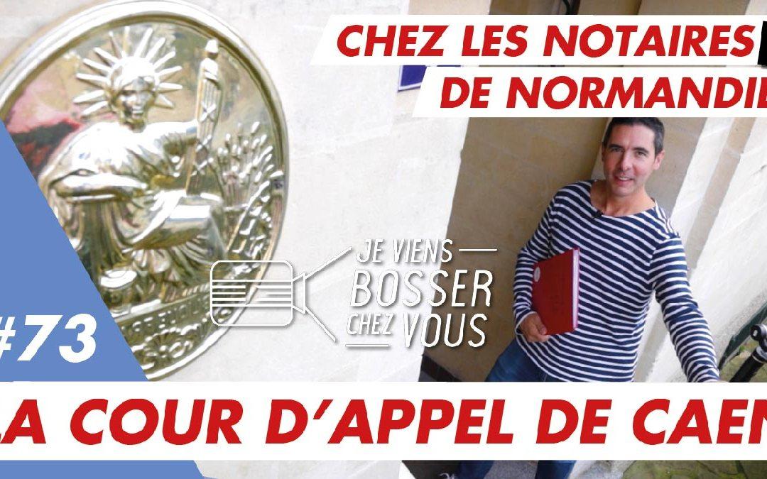 Les notaires recrutent : j'ai postulé en Normandie !