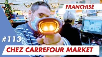 Osez la franchise en couple chez Carrefour Market qui recrute