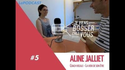 Donnons de la voix avec Aline Jalliet…