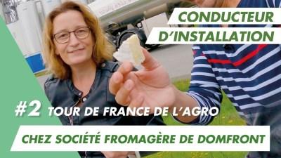 Le célèbre camembert Président recrute en Normandie