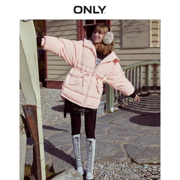 Autumn Winter Women's Loose Fit Cotton Coat