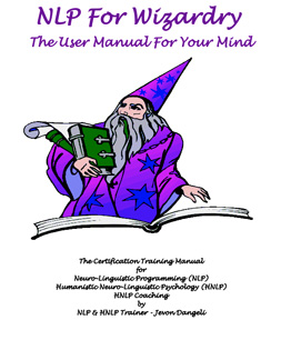 NLP For Wizardry - The User Manual For Your Mind ebook