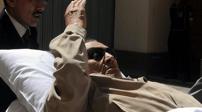Aliyekuwa Rais wa Misri Hosni Mubarak Ahukumiwa Maisha