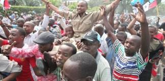 Bomu Lalipuka Mkutano wa Mnyika Ubungo