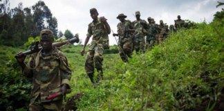 Rwanda ya Kagame Yapeleka Wanajeshi DRC Kongo