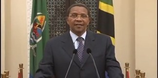 Hotuba ya Rais wa Tanzania Kikwete Octoba 2013