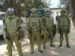 Polisi Arusha Wampiga Risasi Mwanamke