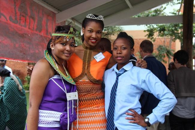 Miss Arusha 2014 - Lilian Deus Kamanzima